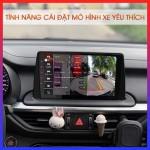 Màn hình DVD Android xe Nissan Navara OledPro X5s tích hợp Camera 360 quan sát toàn cảnh phiên bản 2020 X5s_0