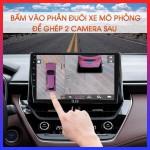 Màn hình liền camera 360 OledPro X6s cho xe Kia Seltos - Công nghệ hình ảnh chân thực, sắc nét X6s_0