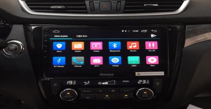 Màn hình DVD Android chất lượng hàng đầu cho xe Accent 2021
