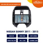 Màn Hình Dvd Android Oled Pro X3s Tặng Camera 360 trên xe Nissan Sunny 2011-2013 X3s_0
