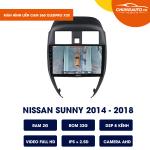 Màn Hình Dvd Android Oled Pro X3s Tặng Camera 360 trên xe Nissan Sunny 2014-2018 X3s_0