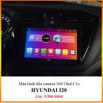 Màn hình liền camera Oled C1s cho xe Hyundai I20 - Mang tới hình ảnh chân thực, sắc nét, tốc độ nhanh C1s_0