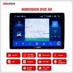 Lắp màn hình Android WEBVISION - DVD siêu thông minh mới nhất hiện nay_0
