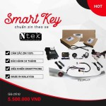 Lắp đặt Smartkey cho Corolla Cross  giá rẻ - Công nghệ siêu thông minh trên xe hơi_0