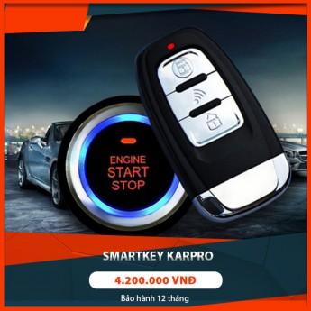 Smartkey Kapro - chìa khóa thông minh nâng tầm đẳng cấp ô tô