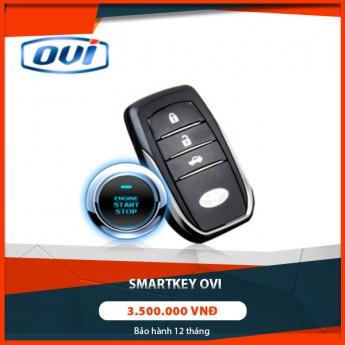 Smartkey Ovi - Chìa khóa thông minh tiện ích cho ô tô