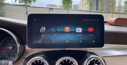 Màn hình liền camera 360 G68s cho Mercedes - Benz S