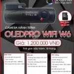 Camera hành trình OledPro wifi W6 - Giải pháp an toàn hành trình của bạn_0