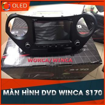 Màn hình DVD Winca S170 giá rẻ phù hợp với mọi dòng xe