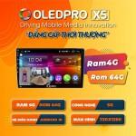 Màn hình Android OledPro X5 new cho Honda City - công nghệ 4.0 mới nhất_0